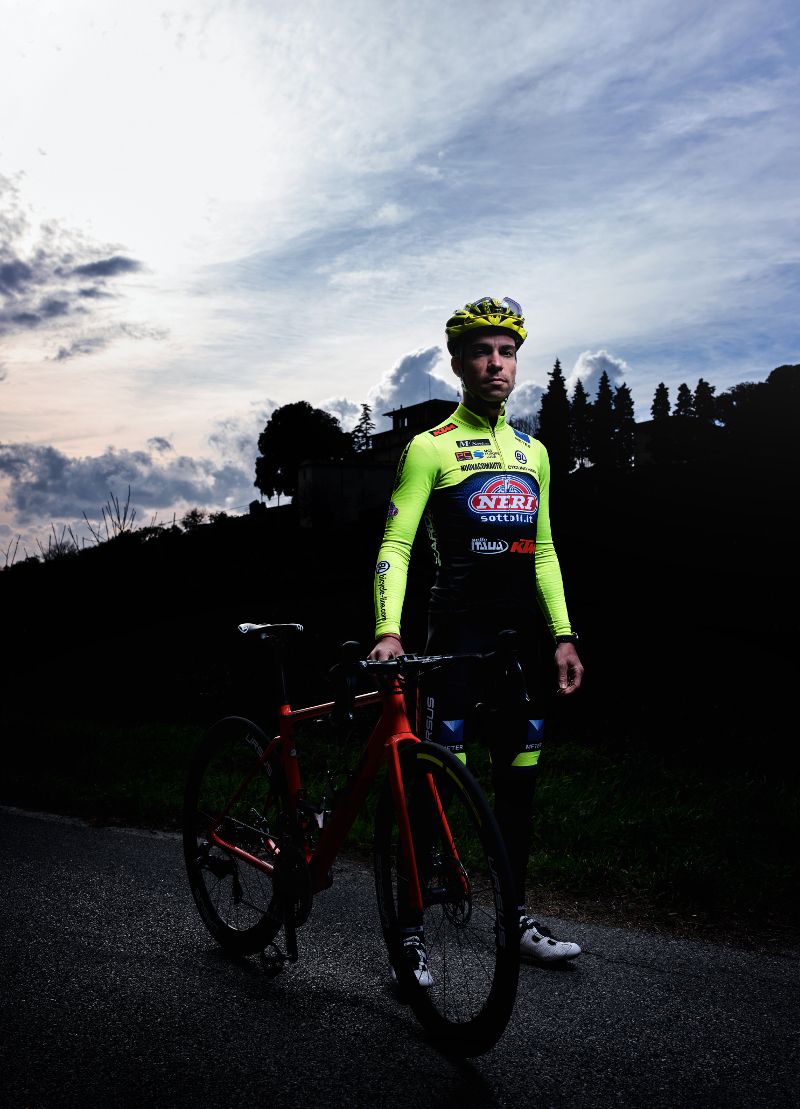 CZECH CYCLING TOUR: GIOVANNI VISCONTI IN THE TOP 10 OF THE QUEEN STAGE