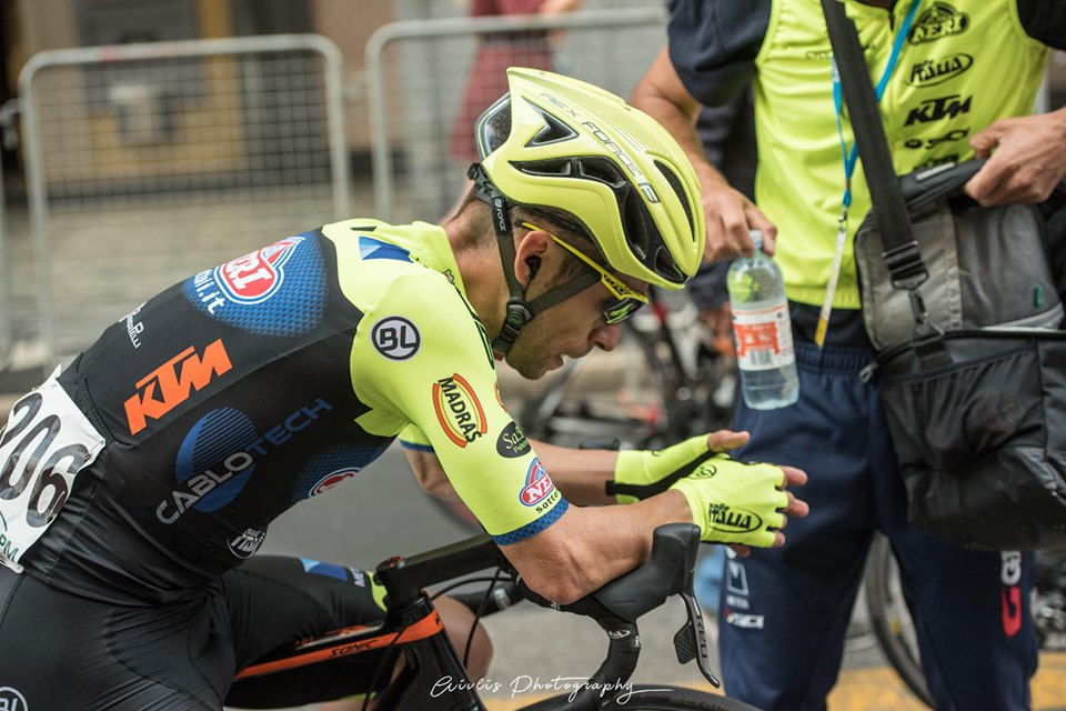 IL LOMBARDIA: GIOVANNI VISCONTI IN TOP 20 AND BEST ITALIAN RIDER